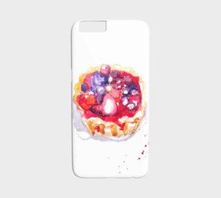 Aperçu de Red berries iPhone 6 / 6S Case