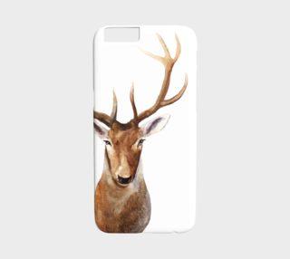 Aperçu de Watercolor Deer