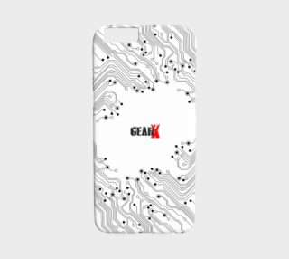 Circuit Board iPhone 6/6S Case by GearX preview