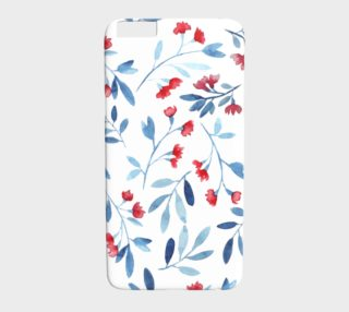 Watercolor Flowers 6p|6sp preview