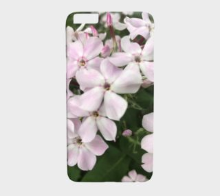Pink and White Flower Phone Case preview