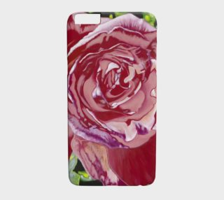 """""""My Funky Valentine"""" iPhone 6 Plus/6S Plus Case preview"""