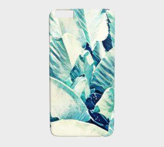 Banana Leaf Crush iPhone 6 Plus & 6S Plus preview