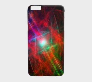Super Nova Abstract Fractal Art phone preview