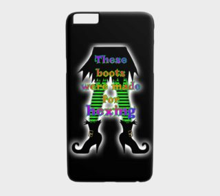 Hexy Witch Funny Halloween Phone Case preview