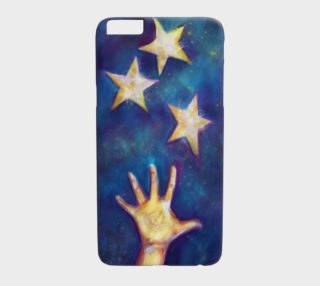 Reach for the Stars iPhone 6 / 6S Plus preview