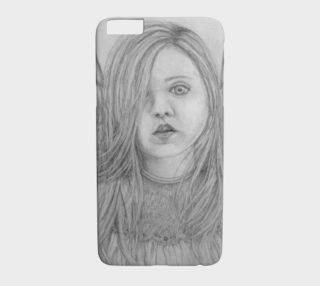 Angel Eyes - iPhone 6 / 6S Plus Phone Case preview