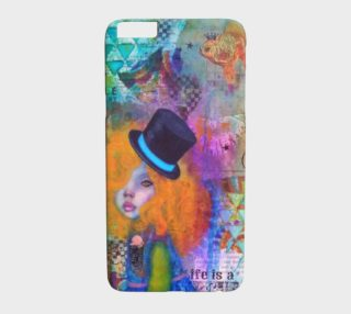 Life is a Circus - iPhone 6 / 6S Plus by Danita Lyn preview