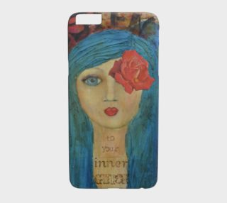 Listen to Your Inner Gypsy - iPhone 6 / 6S by Danita Lyn preview