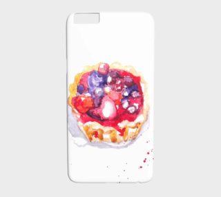 Aperçu de Red berries iPhone 6 / 6S Plus Case