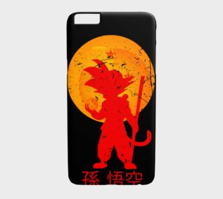 Son goku iphone 6/6s plus preview