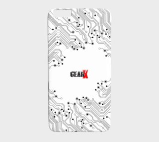 Circuit Board iPhone 6/6S Plus Case by GearX preview