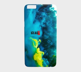 Abstract Salvo iPhone 6/6S Plus Case by GearX preview
