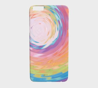 tie dye iphone 6 / 6s plus phone case preview