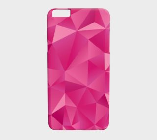 Shades of Pink Geometric Abstract preview