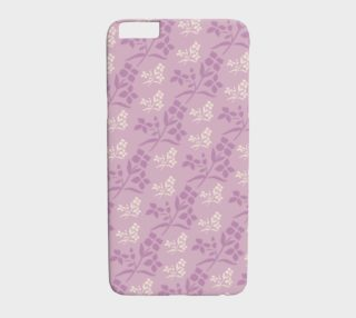 Gorgeous Purple Floral preview