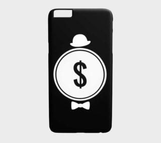 Aperçu de Money Cash First Part 02 (Black) iphone6-6s Plus