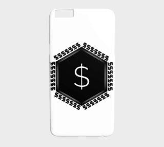 Aperçu de Money Cash First Part 03(White) iphone6-6s Plus