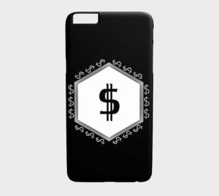 Aperçu de Money Cash First Part 03(Black) iphone6-6s Plus