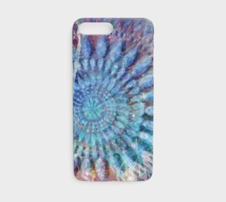 Aperçu de Watercolor Mandala iphone case