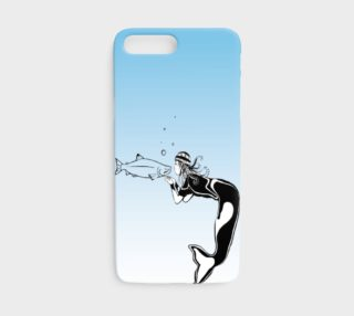 Kissing Mermaid iPhone 7/8 preview