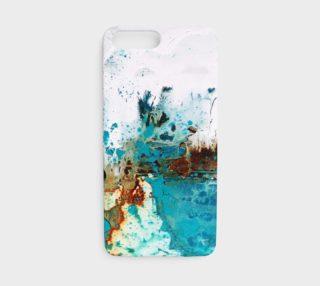Matt LeBlanc Art Device Case - iPhone 7 preview