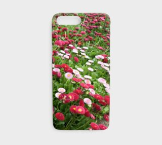 Pink Flowers iPhone Case preview
