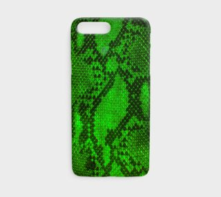 Aperçu de EverLuna Green Snake Phone Case