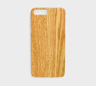 Aperçu de EverLuna Wood 1 Phone Case