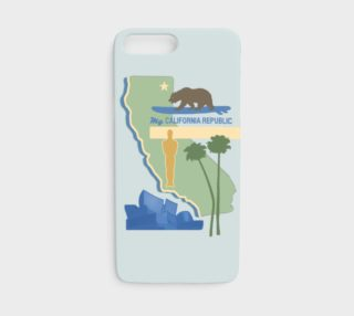 California iP7 preview