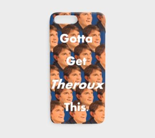 Gotta Get Theroux This! - Louis Theroux Inspired preview