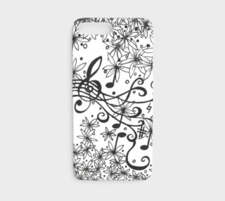 Floral Symphony iPhone8 preview