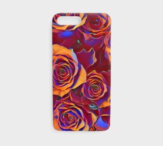 Aperçu de Why Not Roses iPhone 7/8 Case