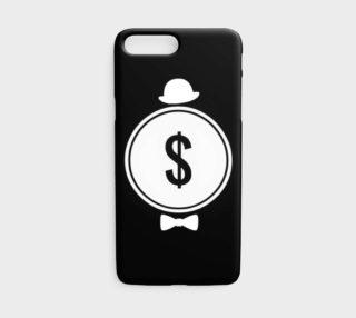 Aperçu de Money Cash First Part 02(Black) iphone 7-8