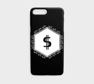Aperçu de Money Cash First Part 03(Black) iphone 7-8