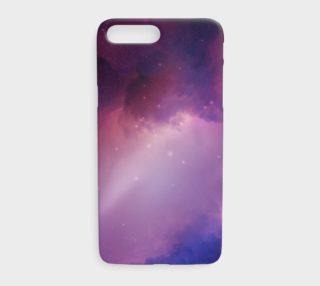 Aperçu de Purple Nebula iPhone 7/8+