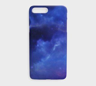 Aperçu de Blue Nebula - iPhone 7+/8+