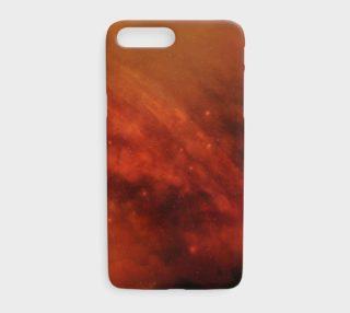 Aperçu de Orange Nebula - iPhone 7+/8+