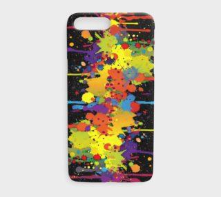 Aperçu de CRAZY multicolored double RUNNING SPLASHES