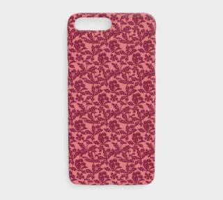 Bordello Chic iPhone 7 Plus Case preview