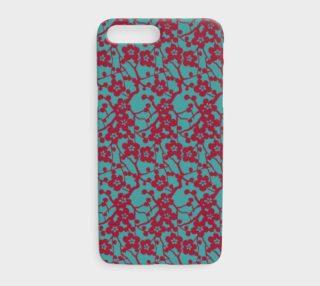 Zen Garden iPhone 7 Plus Case preview