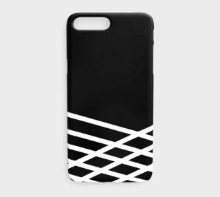 EverLuna Black_white Phone Cover preview