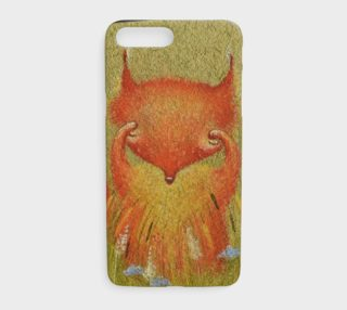 Aperçu de Fox iPhone case