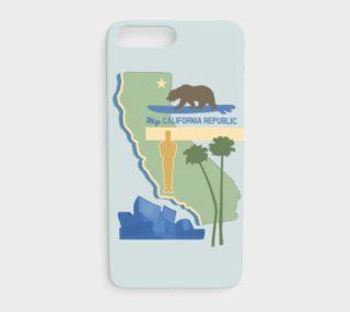 California iP7plus preview