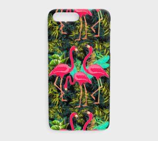 Aperçu de Pink Flamingos Exotic Birds