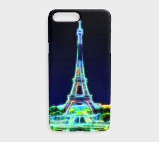 Aperçu de Glowing Eiffel Tower, Paris, France