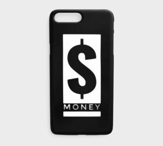 Aperçu de Money Cash First Part 01(Black) iphone 7-8 Plus