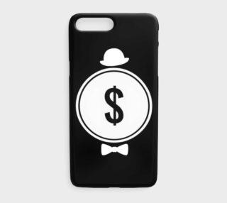 Aperçu de Money Cash First Part 02 (Black) iphone 7-8 Plus