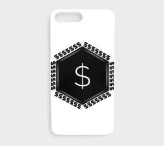 Aperçu de Money Cash First Part 03 (White) iphone 7-8 Plus