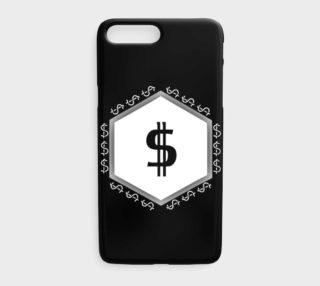Aperçu de Money Cash First Part 03 (Black) iphone 7-8 Plus